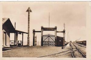 RP: DAHOMEY ; 20-40s ;  COTONOU , Entree du Wharf