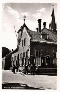 CPA Yerseke Gemeentehuis NETHERLANDS (728901)