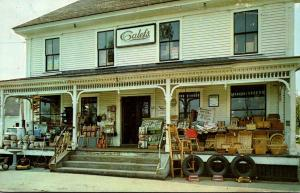 New Hampshire East Barrington Calef's Famous Country Store Established 1869