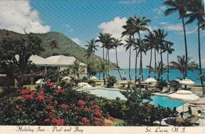 Holiday Inn & Bay , ST. LUCIA , W.I. , PU-1978