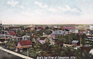 EDMONTON, Alberta, Canada; 00-10s; Bird's Eye View of City
