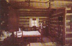 Illinois Lincoln New Salem Interior Dr John Allens Residence