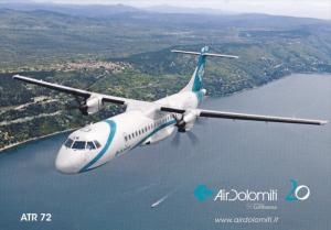 AirDolomiti Airlines Airplane , 80-90s