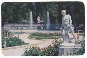 Fountain at Chapultepec Park, Federal District, Mexico, PU-1979