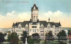 Olympia, Washington, Wa, USA State Capitol, Capitols Postcard Post Card  Olym...