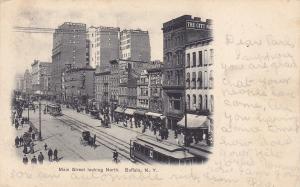 Main Street , North , BUFFALO , New York , PU-1905