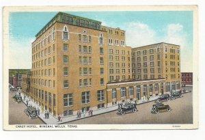 MINERAL WELLS, Texas, PU-1929; Crazy Hotel
