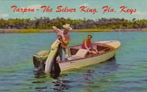Fishing For Tarpon The Silver King In The Florida Keys