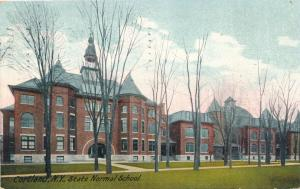 The State Normal School at Cortland NY, New York - pm 1910 - DB