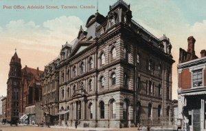 TORONTO, Ontario, Canada, 1900-10s; Post Office, Adelaide Street