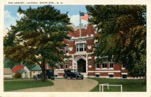 NH - Laconia. The Armory