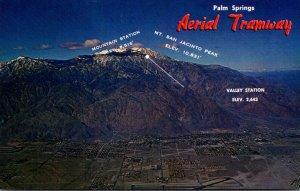 California Palm Springs Aerial Tramway