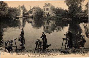 CPA ROMORANTIN - Les MOULIN des Garconneis et les Lavende (208909)