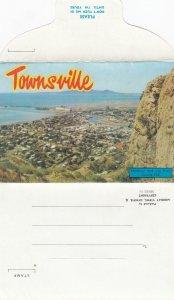 TOWNSVILLE , Australia , 50-70s ; Folderr Postcard