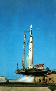 Florida Patrick Air Force Base U S Air Force THOR-Able Test Vehicle 1959
