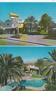 Riviera Motor Lodge Tucson Arizona 1972