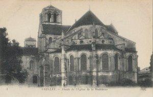 VEZELAY , France , 1900-10s ; Abside de l'Eglise de la Madeleine