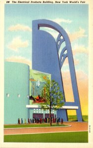 New York World's Fair 1939 The Electrical Products Building Curteich