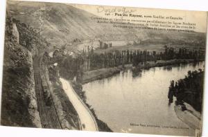 CPA Pas du Raysse-entre Souillac et CAZOULES (233672)