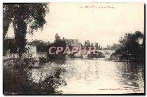 Old Postcard Nancy Le Pont D & # 39Essey