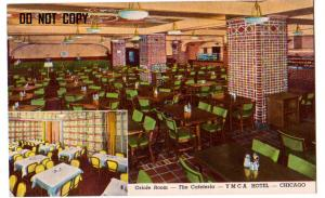 Oricle Room, YMCA Hotel, Chicago Ill