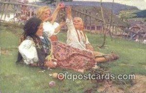 Artist Joy Douba 1917