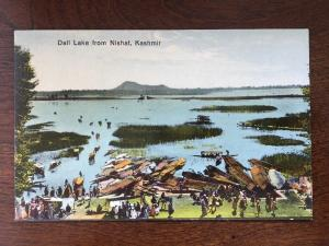 Dal Lake Dall from Nishat, Kashmir, India D8