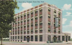 Hotel Davy Crockett, UNION CITY, TENNESSEE, 1900-1910s