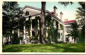 New York Buffalo Wilcox Residence Detroit Publishing