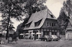 La Vielle Auberge A Beuzet Gembloux Et Namur French Restaurant Postcard