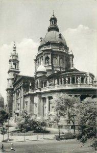 Postkarte Budapest Szent Istvan Bazilika