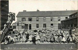 CPA Berck Plage- Le Sanatorium Parmentier FRANCE (908983)
