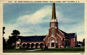 Mt. Tabor Evangelical Lutheran Church -sc_columbia_0016