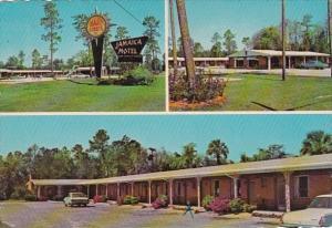 Florida Callahan Quality Courts Motel Jamaica 1966