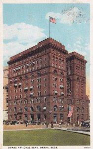OMAHA, Nebraska, PU-1930; Omaha National Bank