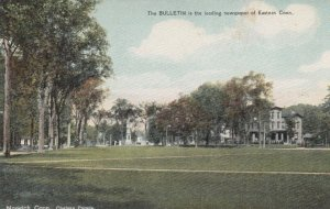 NORWICH , Connecticut , 1909 ; Chelsea Parade