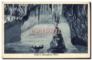 Postcard Old Vchod K Masarykova Domu