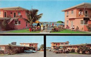 Florida  St.Petersburg   El Rey  and  EL Nor Motels