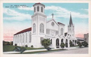 Florida West Palm Beach Saint Anns Church