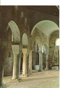 Postal 021875 : Nave Visigotica-mozarabe de Suso-ramirense, s. VI
