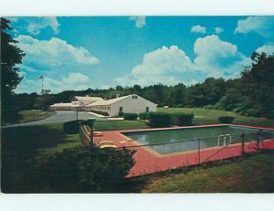 Unused Pre-1980 ASHFORD MOTEL Ashford Connecticut CT s3748