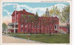Delaware Dover Wesley Collegiate Institute Curteich