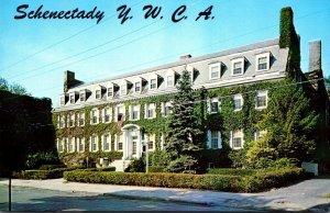 New York Schenectady Y W C A Building