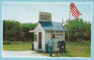 Florida Ochopee Post Office Smallest In The United States