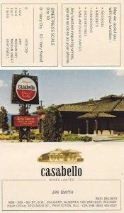 [BC] , Casabello Wines Ltd , Penticton , B.C. , Canada , 1960-70s