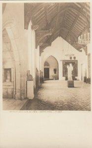 RP: DETROIT , Michigan , 1910-30s ; Gothic Hall , Institute of Arts