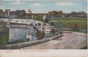 CUERNAVACA - PORFIRIO DIAZ BRIDGE - 1910s era / Puente Porfirio Diaz  MEXICO