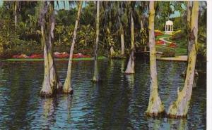 Florida Cypress Gardens The Gazebo