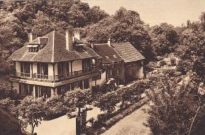 AVALLON, Yonne, France, 1900-1910's; The Valley Of The Cousin, Hostellerie Du...