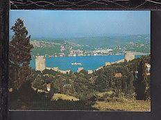 Castle,Istanbul,Turkey Postcard BIN